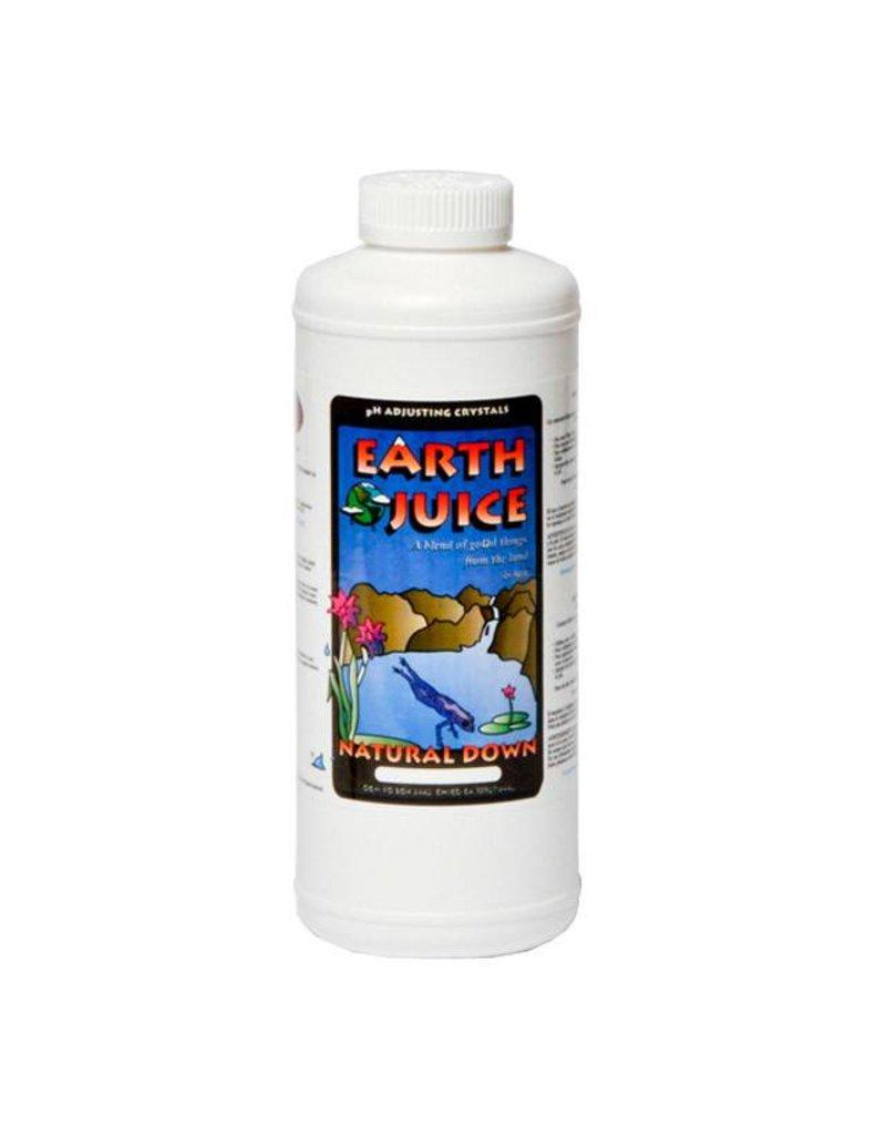 Hydro Organics / Earth Juice Earth Juice Natural Down