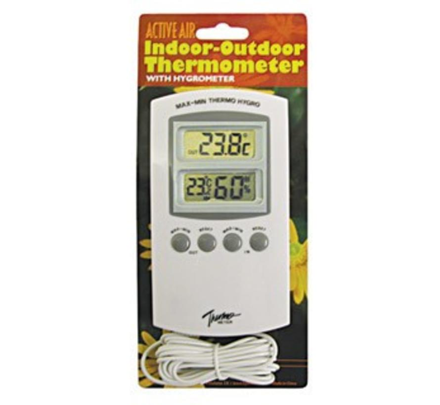 In-Outdoor Hygro-Thermometer