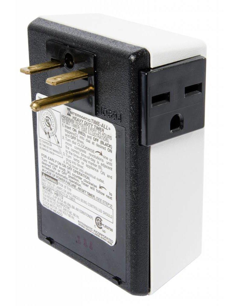 Intermatic 15 Amp 3600 W 240 Volt Timer