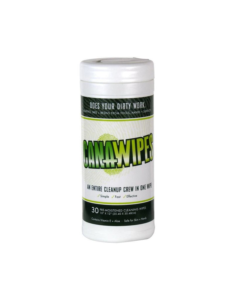CAN-A-WIPES Cleaning Wipes Canawipes