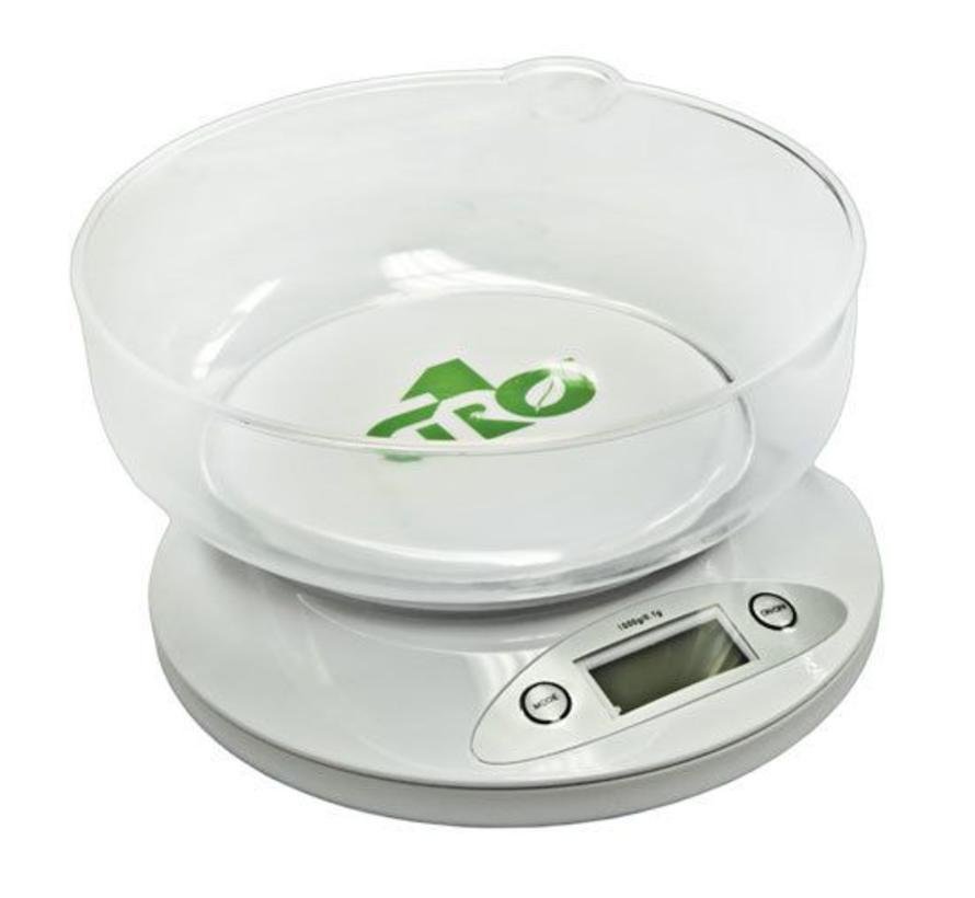 Gro1 Nutrient Digital Scale w/ 2.2lb Capacity