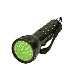 Gro1 Large green LED Flash Light