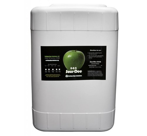 Cutting Edge Solutions Cutting Edge Sour-Dee 6 Gallon