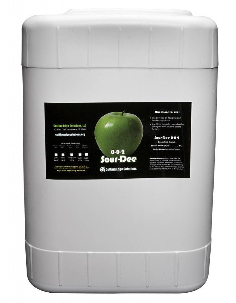 Cutting Edge Solutions Cutting Edge Sour-Dee 6 Gallon