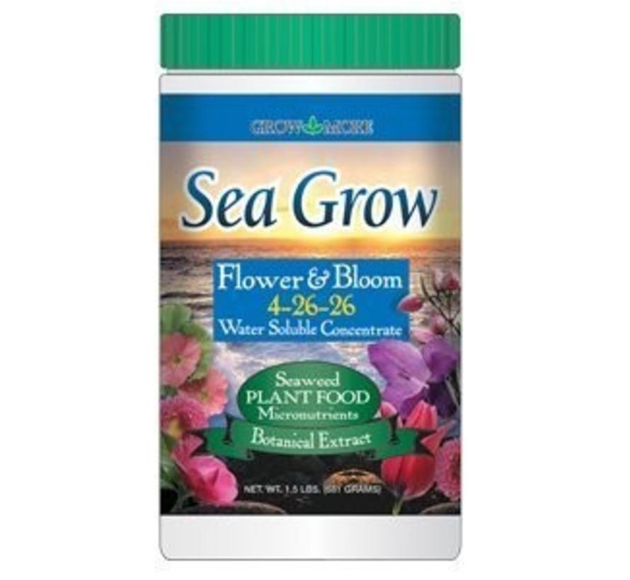 Grow More Sea Grow Flower and Bloom 25lb