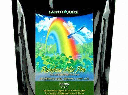 "Earth Juice Rainbow Mix ""PRO"" Grow"