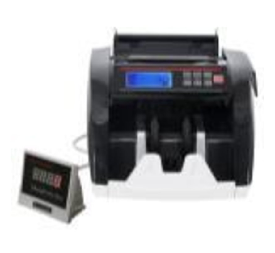 High Roller LCD Bill Counter