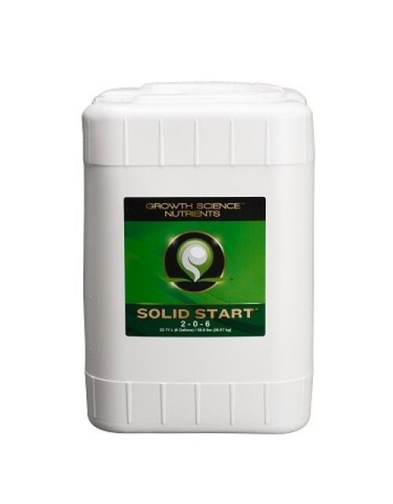 Growth Science Growth Science Solid Start