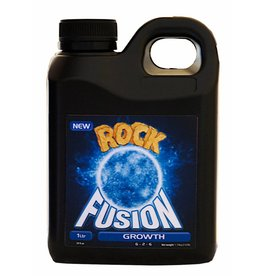 Rock Nutrients Fusion Grow Base Nutrient 5L