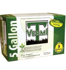 Vermicrop 5 Gallon Vermi T Bio-Cartridge