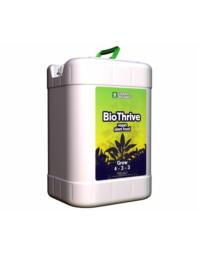 General Organics BioThrive Grow