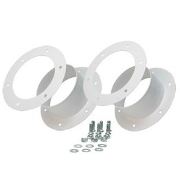 Active Air Flange Kit 4""