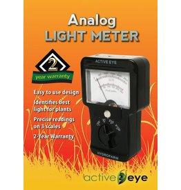 Active Eye Analog Light Meter (Footcandle