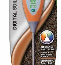 Luster Leaf Rapitest Digital Soil pH Meter