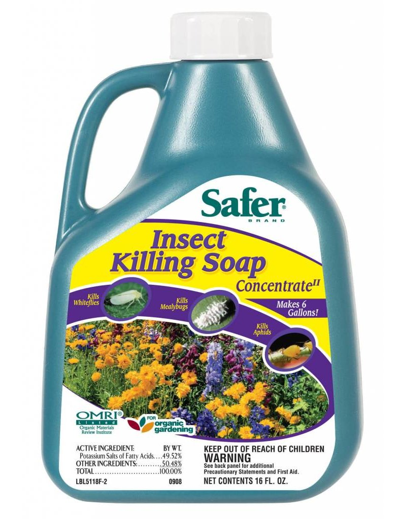 Safer Safer Insect Killing Soap II