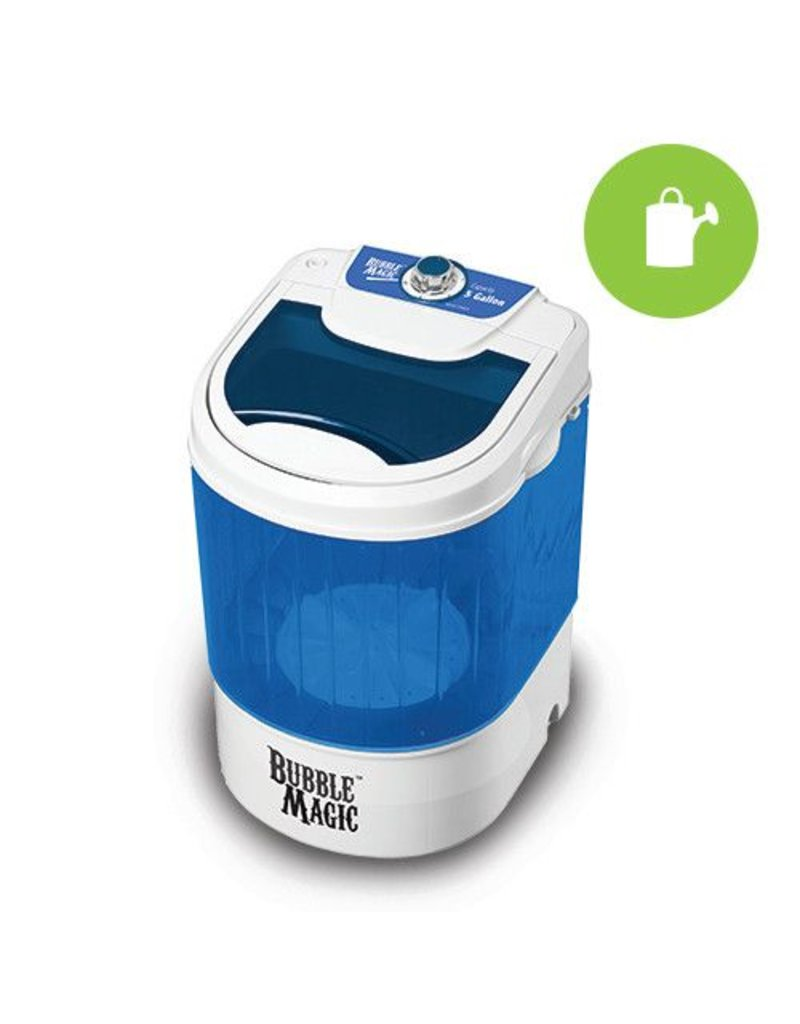 Bubble Magic Bubble Magic Washing Machine