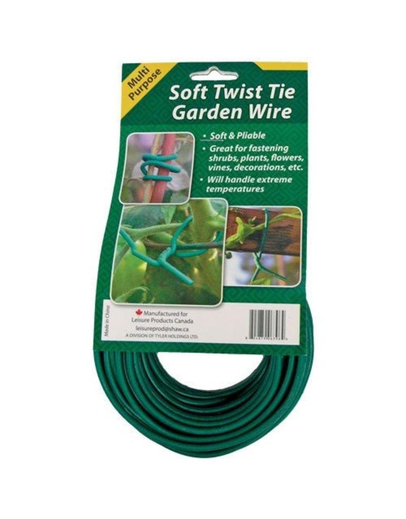 Geopot Soft Twist Tie 17FT