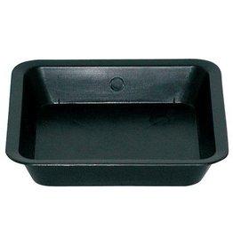 Gro Pro Black Square Saucer for 5 Gallon Pot