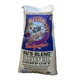 Malibu Compost Bu's Blend Biodynamic Compost 1CF