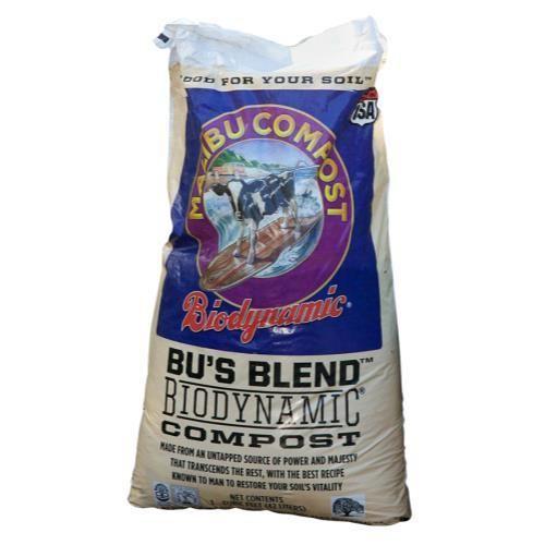 Bu's Blend Biodynamic Compost