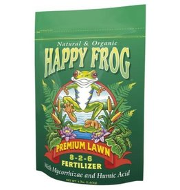 FoxFarm FoxFarm Happy Frog Premium Lawn Fertilizer