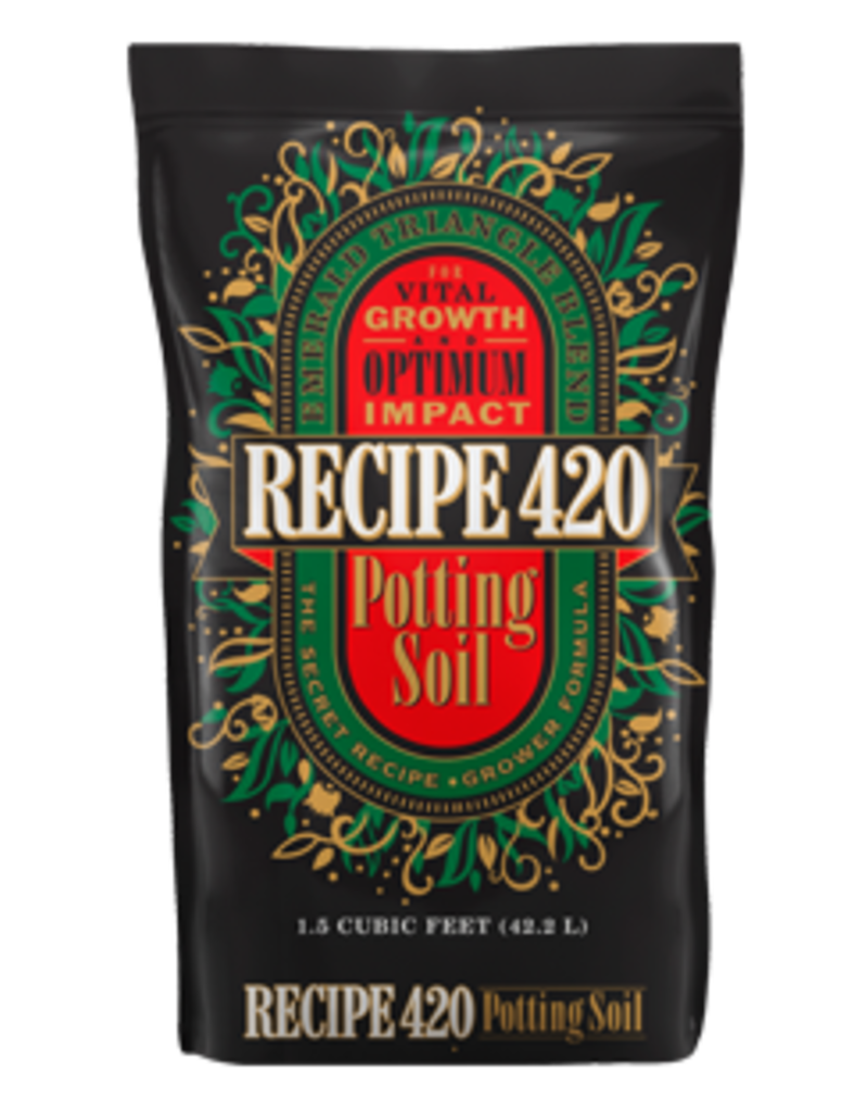 EB Stone EB Stone Recipe 420 Potting Soil 1.5 CF