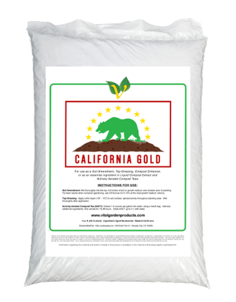 Vital Earth California Gold 30LB