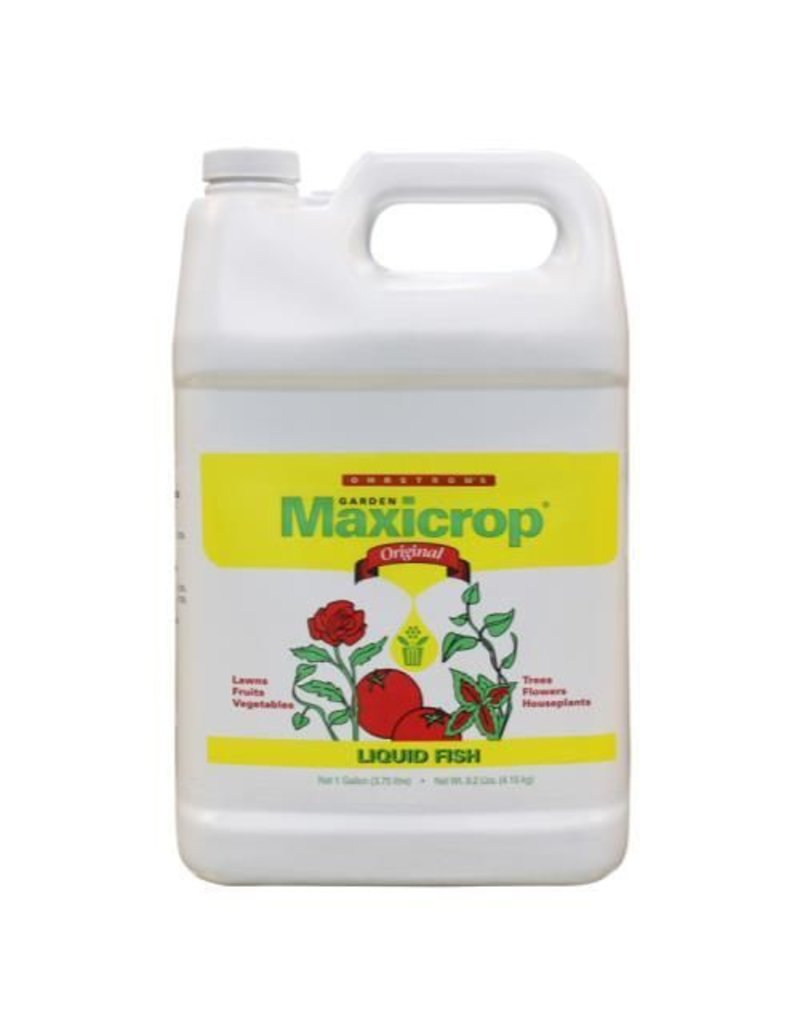 Maxicrop Maxicrop Liquid Fish 5-1-1 Gallon
