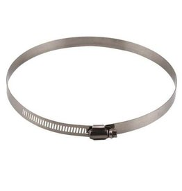 """Ideal Air Stainless Steel Hose Clamps 6"""""""