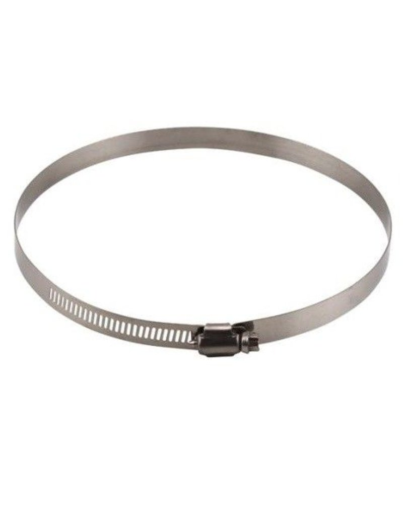 Ideal Air Stainless Steel Hose Clamps 6""