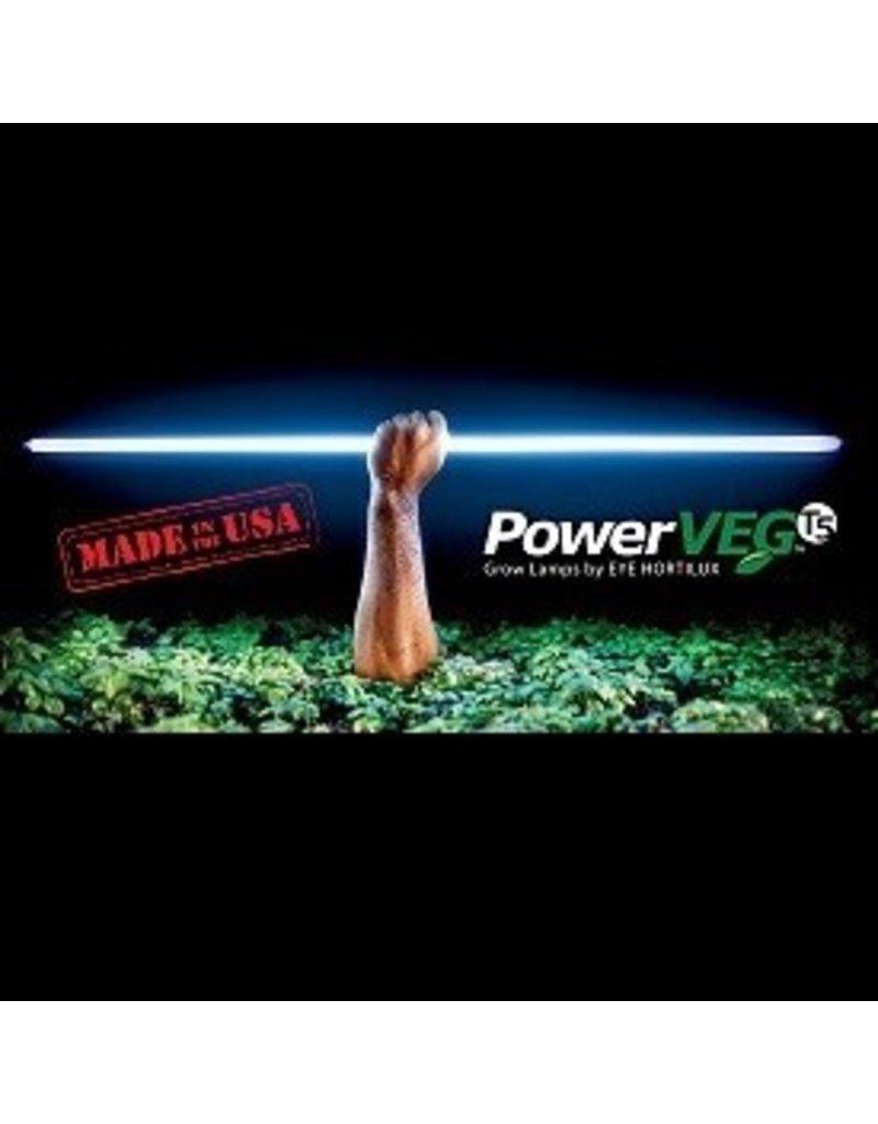 Eye Hortilux Eye PowerVEG FS-UV 4 ft  54W T5 HO Lamp