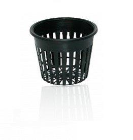 "Hydrofarm Net Pot Black 3"" single"