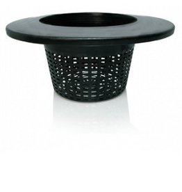 Hydrofarm 6 in Bucket Basket Lid single