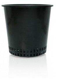 Hydrofarm Round Mesh Bottom Pot 6 In single