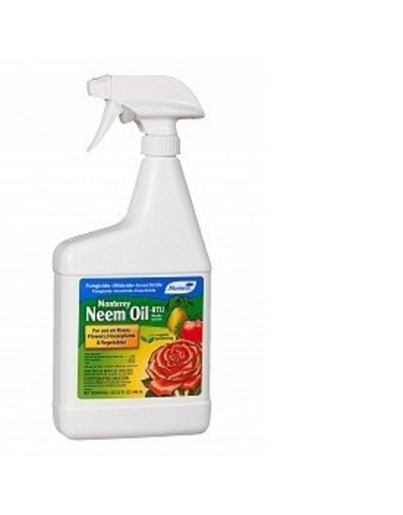Monterey 70% Neem Oil Quart RTU