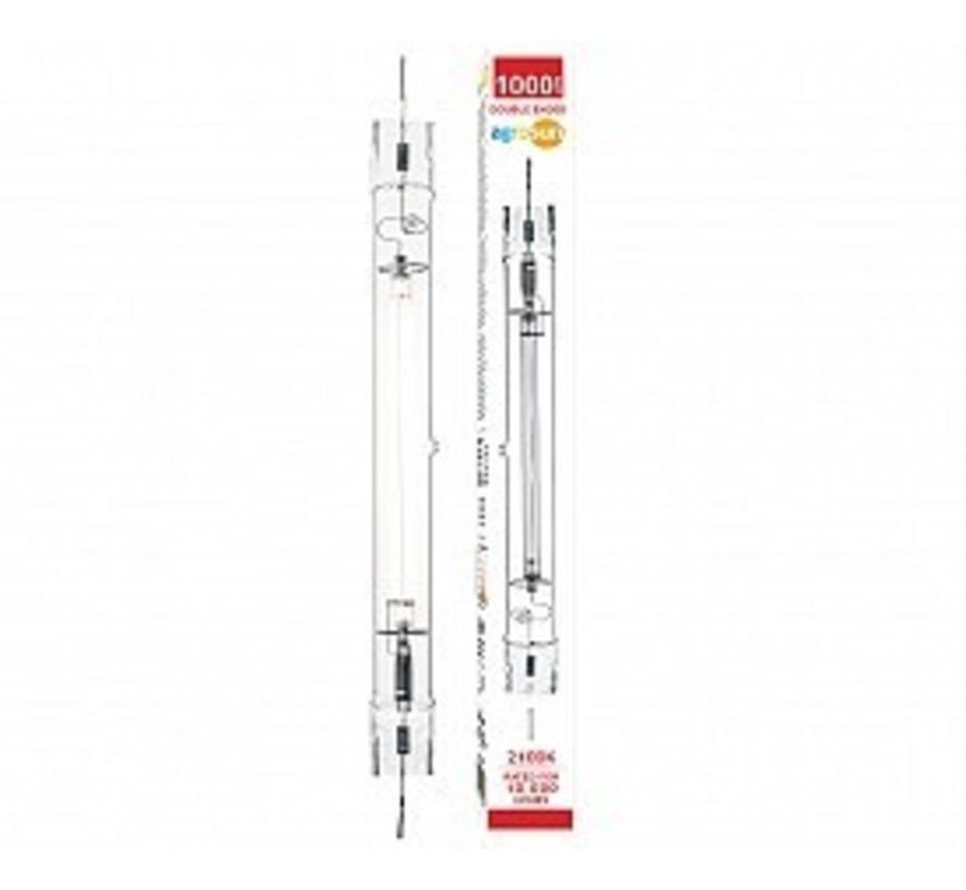 Agrosun 1000W HPS Double-Ended Bulb (12/cs)
