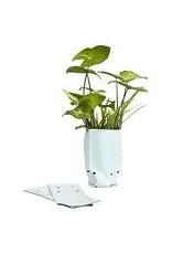 Geopot Pot Grow Bag White