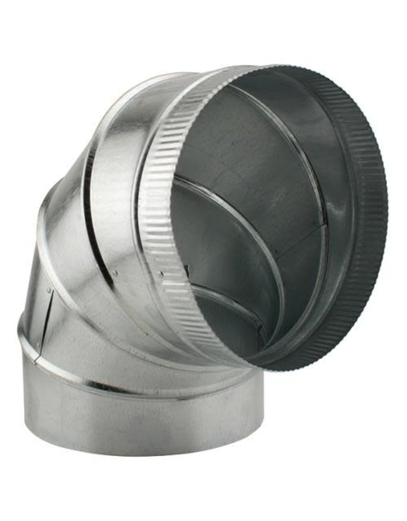 Ideal Air Duct Elbow Adjustable