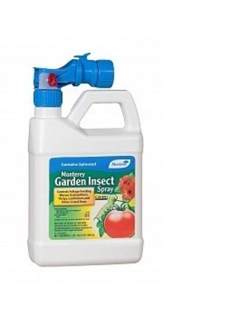 Monterey Monterey Garden Insect Spray RTS Quart
