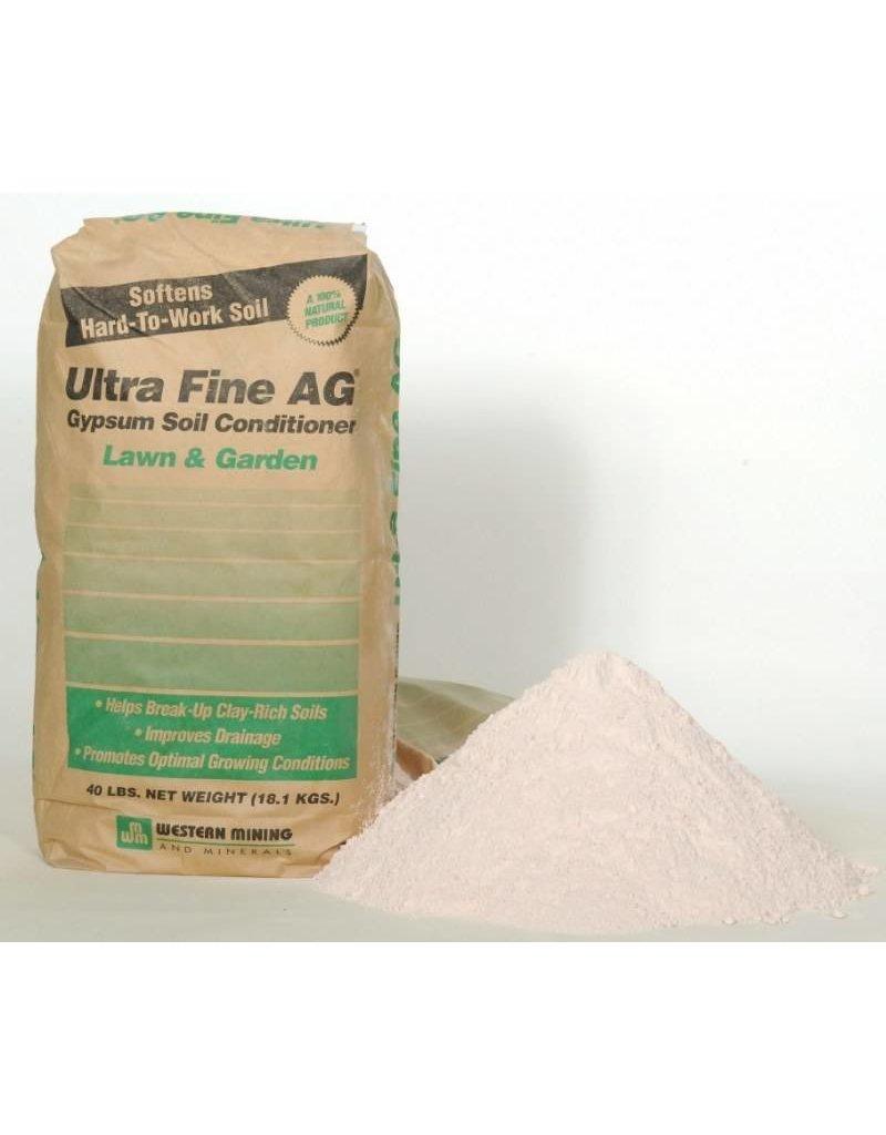 RASA Ultra Fine AG Gypsum 50LB