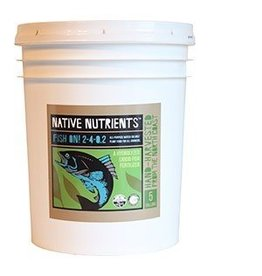 Native Nutrients Fish On 5 Gallon