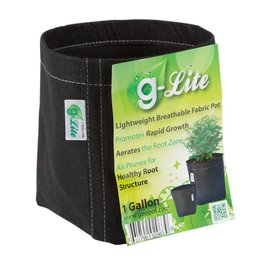 Geopot G-Lite Fabric Pot w/ Handles (1/2-10 Gallon)