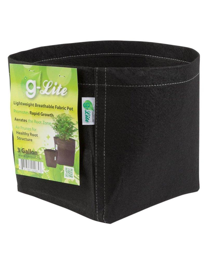 Geopot G-Lite Fabric Pots w/ Handles