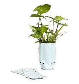 Geopot Pot Grow Bag White