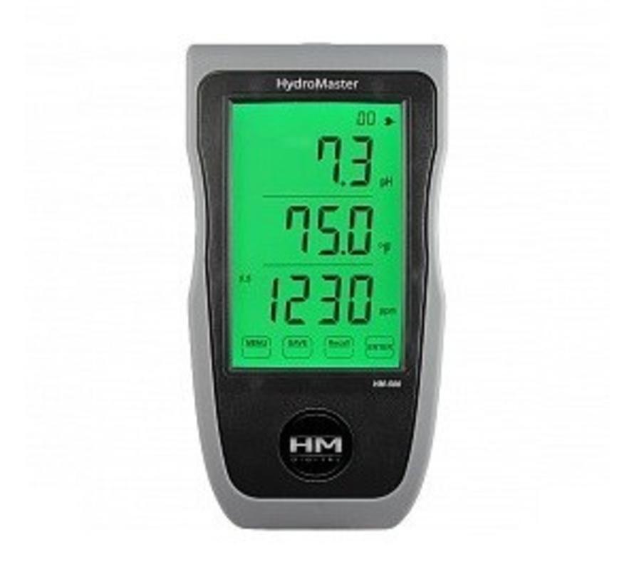 HM Hydromaster Combo Meter HM-500