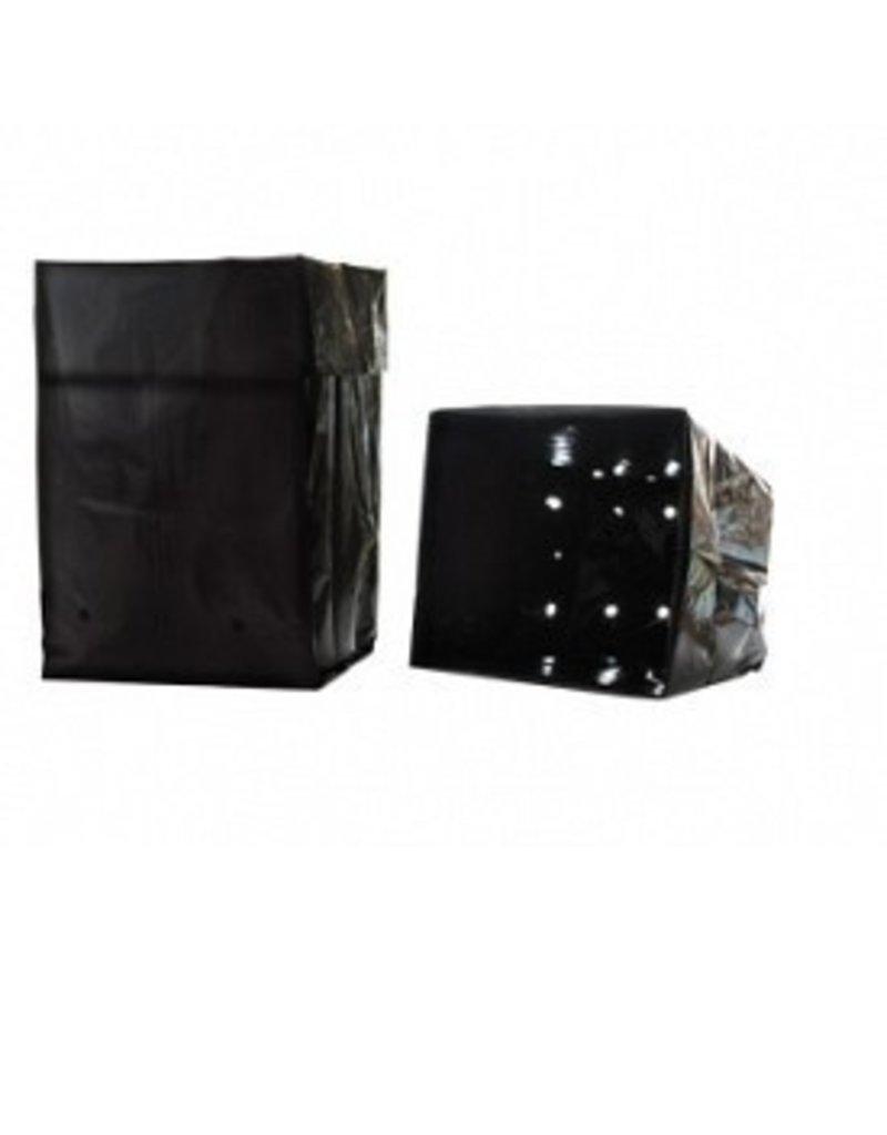 Hydrofarm Grow Bag 10 Gallon Black 10 Pack