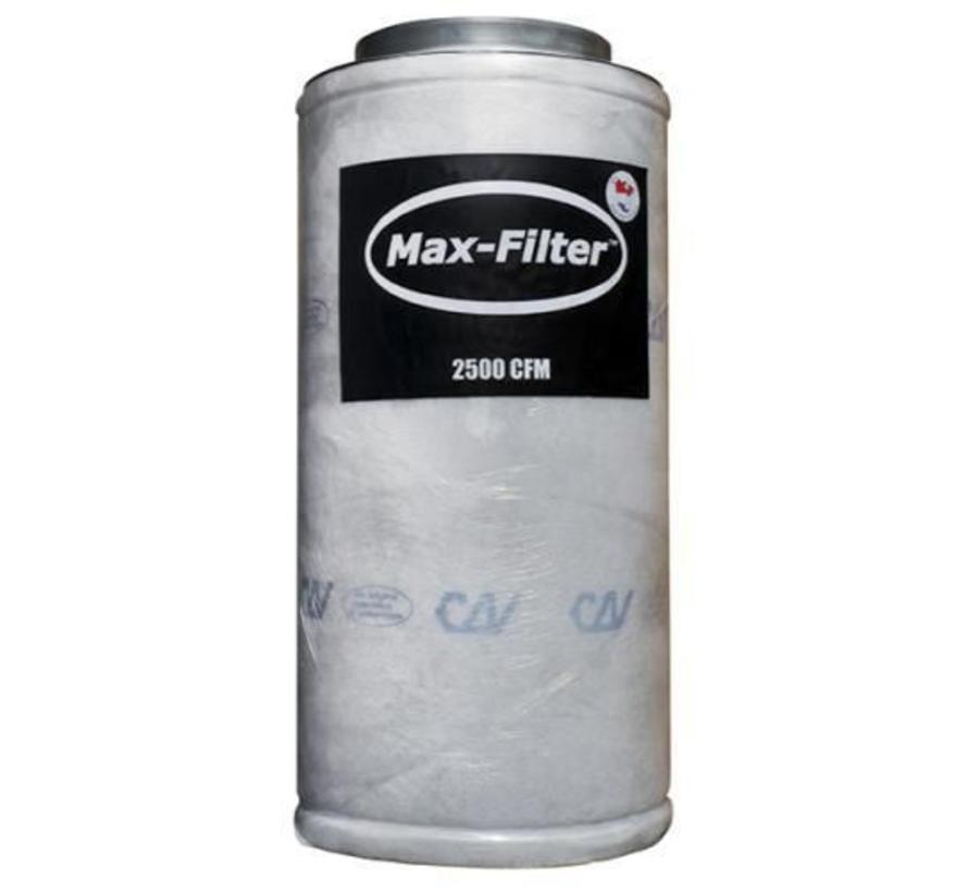 Can-Max Filter w/out Flange 2500 CFM