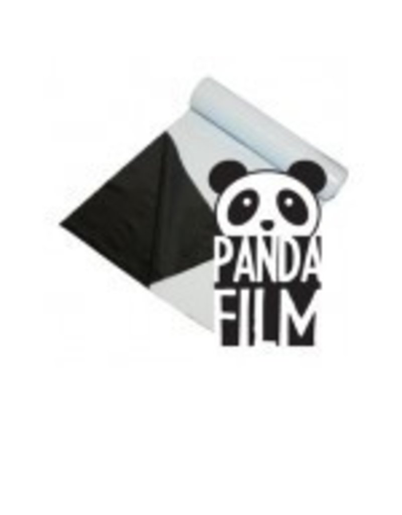 DL Wholesale Inc. Panda Film Black & White PVC