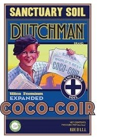 Mission Fertilizer Soil Dutchman Coco 2 CF