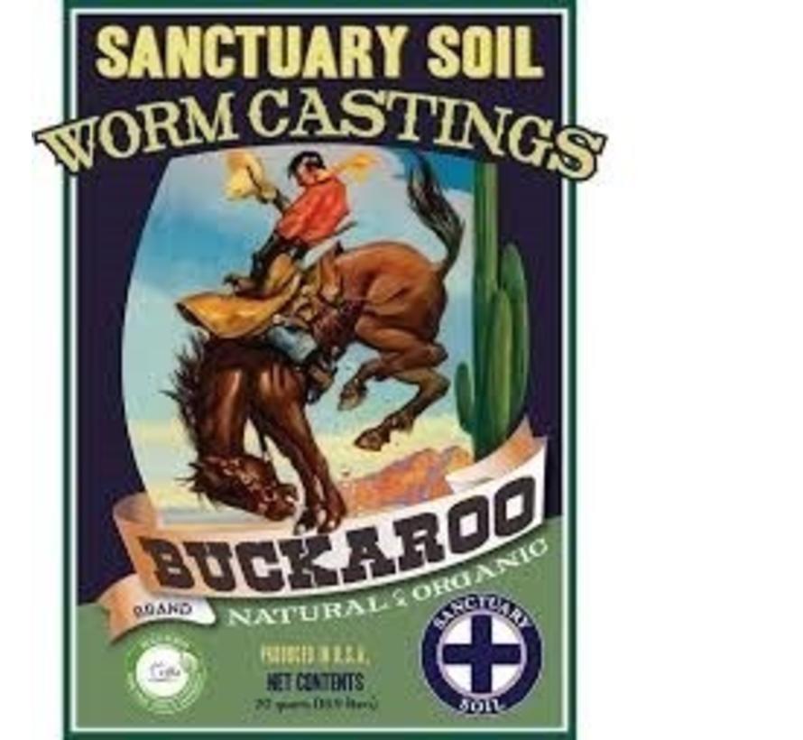 Buckaroo Earthworm Castings